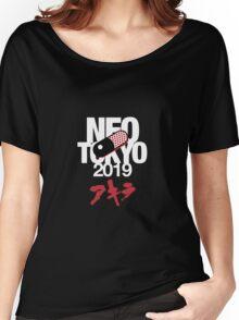 Akira - Neo Tokyo Women's Relaxed Fit T-Shirt