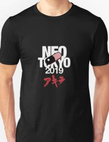 Akira - Neo Tokyo Unisex T-Shirt