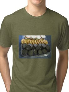 Fancy Biscuits Tri-blend T-Shirt