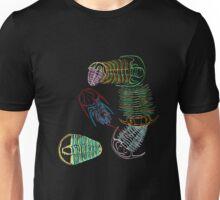 Cambrian Era Trilobites 2 Unisex T-Shirt