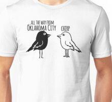 Funny Oklahoma City Oklahoma T-shirt - Cartoon Birds Unisex T-Shirt