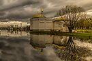 Turkish Bath ,Tsarskoe Selo  by LudaNayvelt
