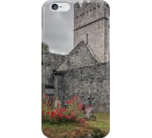 Muckross Abbey - Killarney - County Kerry - Ireland iPhone Case/Skin