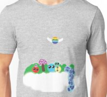 kawii sky blob Unisex T-Shirt