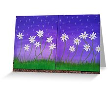 Breezy Blooms Greeting Card