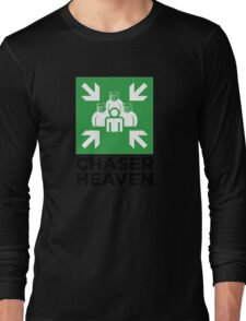 ROBUST Chaser for bear heaven assembly Long Sleeve T-Shirt