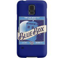Blue Box Brewing Samsung Galaxy Case/Skin