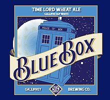Blue Box Brewing by kentcribbs