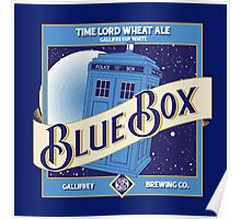Blue Box Brewing Poster