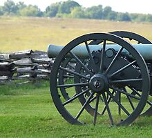 Union Cannons by joelmcafee