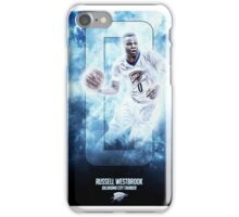 Russel westbrook iPhone Case/Skin