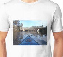 kayaking up the Canning Unisex T-Shirt