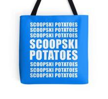 Scoopski Potatoes - Impractical Jokers Tote Bag