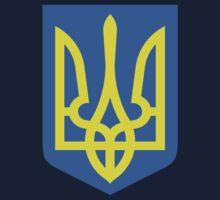 Ukrainian coat of arms Kids Tee