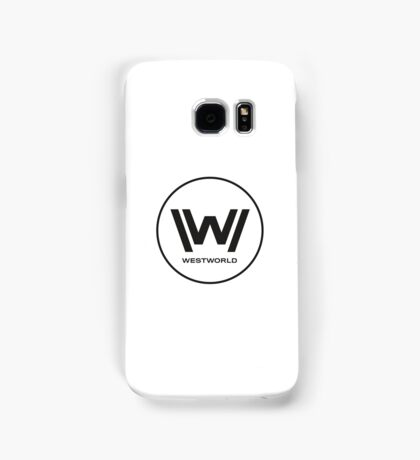 Westworld HBO Samsung Galaxy Case/Skin