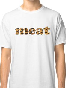 Leopard meat Classic T-Shirt