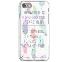OUAT - Lana Parrilla (Evil Regals) iPhone Case/Skin