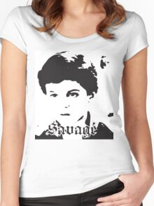 Fred Savage Women's Fitted Scoop T-Shirt