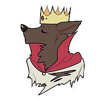 King Werewolf Photographic Print