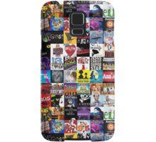 Broadway collage Samsung Galaxy Case/Skin