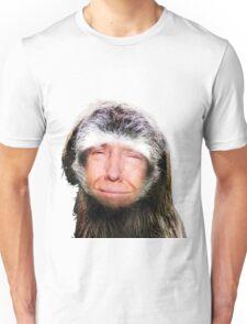 Sloth Ronald Slump Unisex T-Shirt