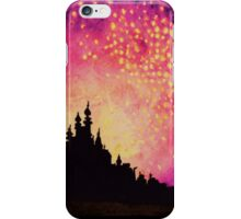 The Lanterns iPhone Case/Skin