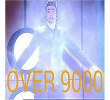 Over 9000 Photographic Print