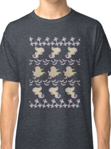 Fluttershy Ugly Sweater Design Classic T-Shirt