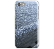 November frost iPhone Case/Skin