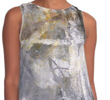 Rustic Abstract Expression. Contrast Tank