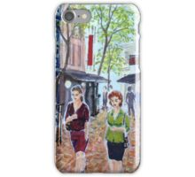 Hardware Lane 2, Melbourne iPhone Case/Skin