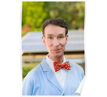 Bill Nye The Highest Guy Poster