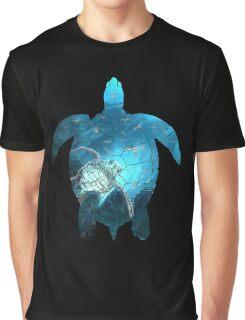 Sea Turtle - Under The Sea Graphic T-Shirt