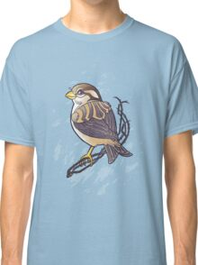 Mandala Sparrow Classic T-Shirt