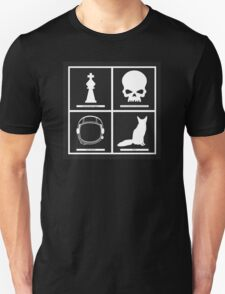 Brand New (band) Minimalistic Album Covers  T-Shirt