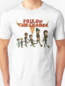 Follow The Leader Time! +With Logo+ T-Shirt