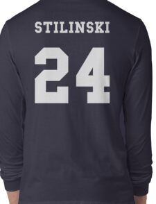 Stiles Stilinski 24 Long Sleeve T-Shirt