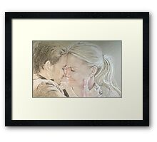 """""""Move in With Me"""" Framed Print"""
