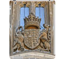 Royal Coat of Arms at Windsor iPad Case/Skin