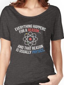 Always Physics Women's Relaxed Fit T-Shirt