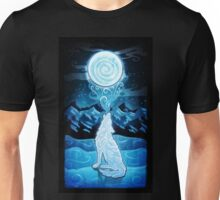 Wake the White Wolf Unisex T-Shirt