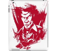 I Am Jack's Complete Lack of Surprise. (Borderlands) iPad Case/Skin