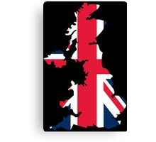 British Patriotism Canvas Print