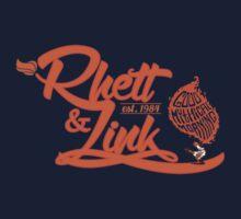 Good Mythical Morning Rhett & Link Kids Tee
