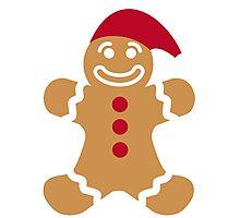 Christmas Cookie Photographic Print