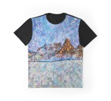 Hyperborean Landscape 10 Graphic T-Shirt