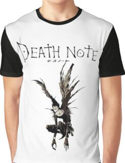 Death Note - Ryuk Graphic T-Shirt