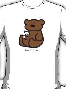 Bear Love . T-Shirt