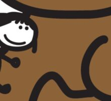 Bear Love . Sticker