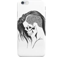 Skeleton Babe iPhone Case/Skin